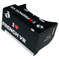 Cardboard VR Ultra personnalisé