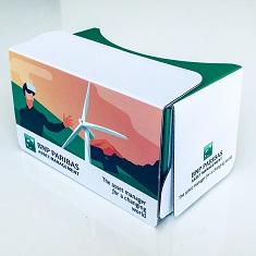 Cardboard avec impression