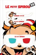 Encarts avec lunettes 3d détachables - Le petit spirou 3d