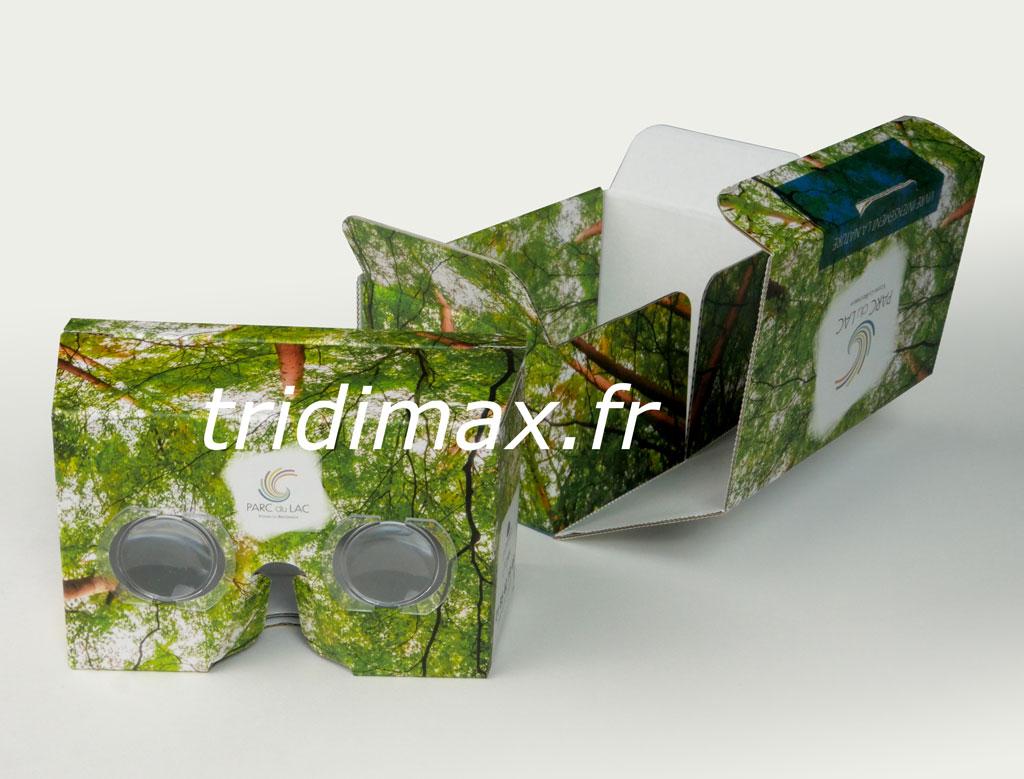 Google cardboard Vr-Ready